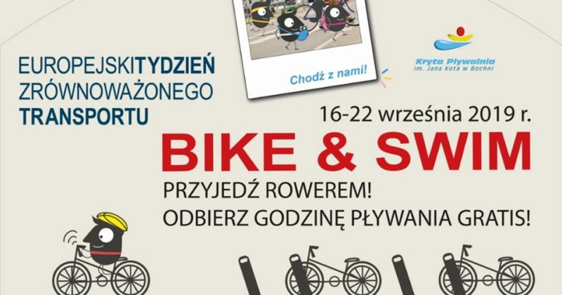 Promocja Bike and Swim
