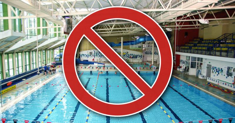 1 listopada pływalnia nieczynna