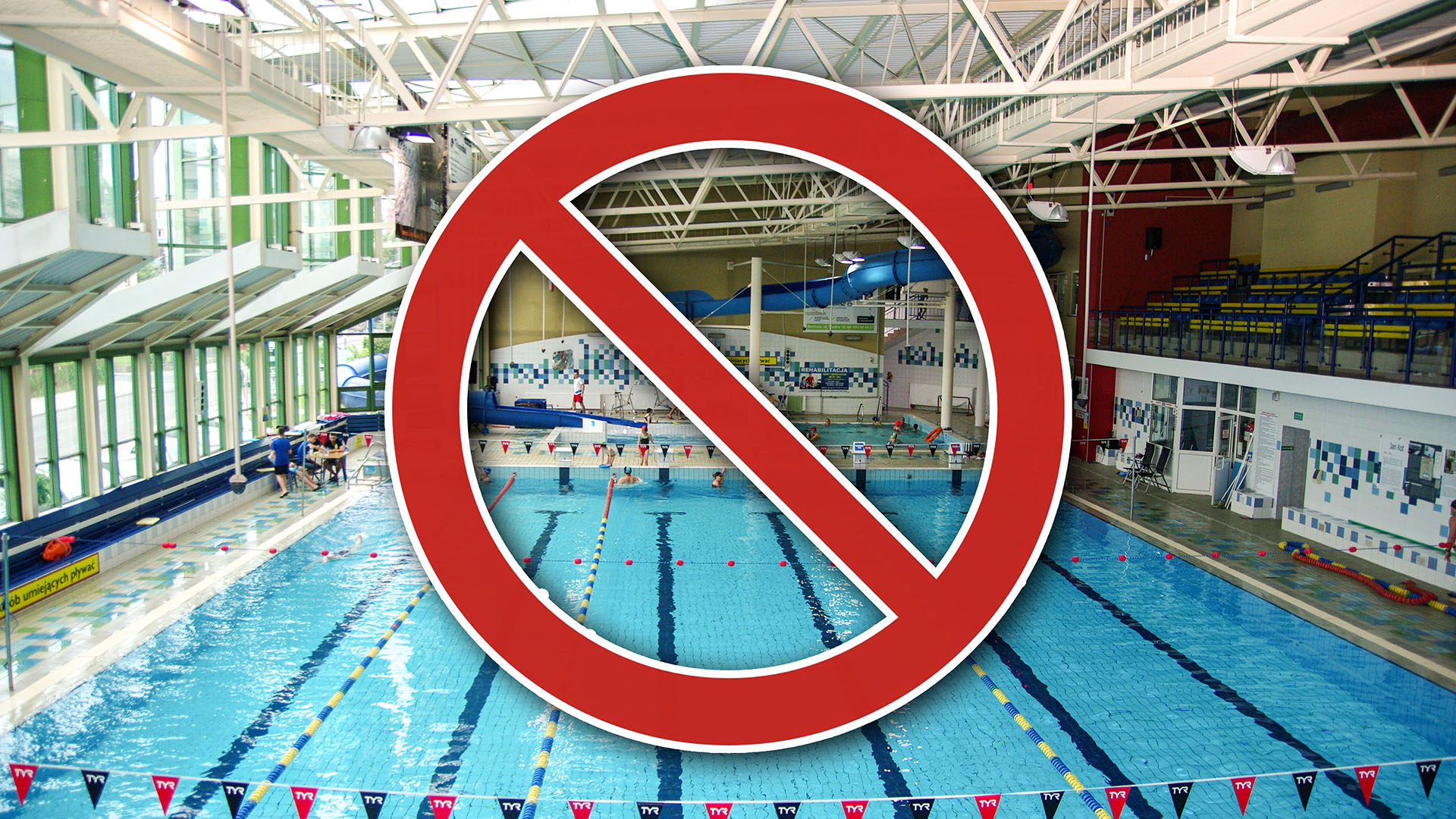 Od 6 kwietnia kolejne ograniczenie na pływalni
