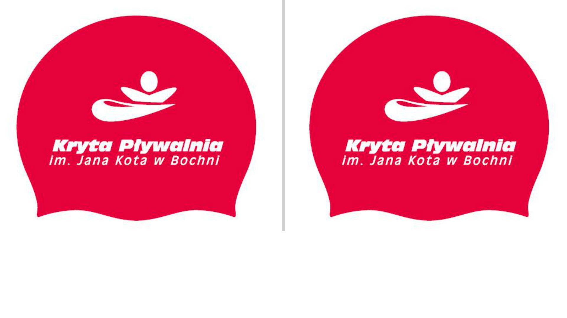 Już w sprzedaży – czepki z logo pływalni