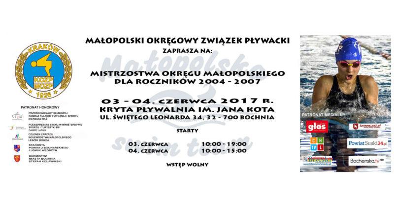 Walka o Mistrzostwo Okręgu po raz kolejny w Bochni!
