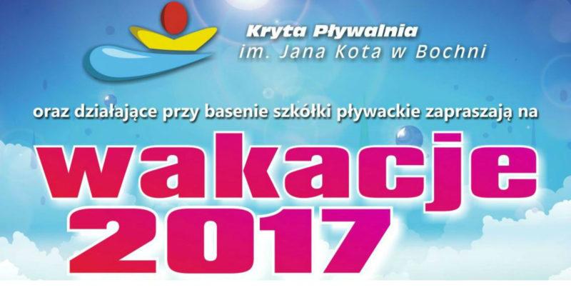 Wakacje 2017 – obozy i promocje