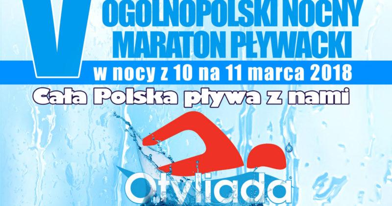 V Ogólnopolski Nocny Maraton Pływacki