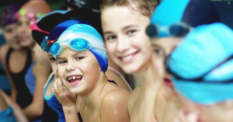 Dzień Dziecka na pływalni !