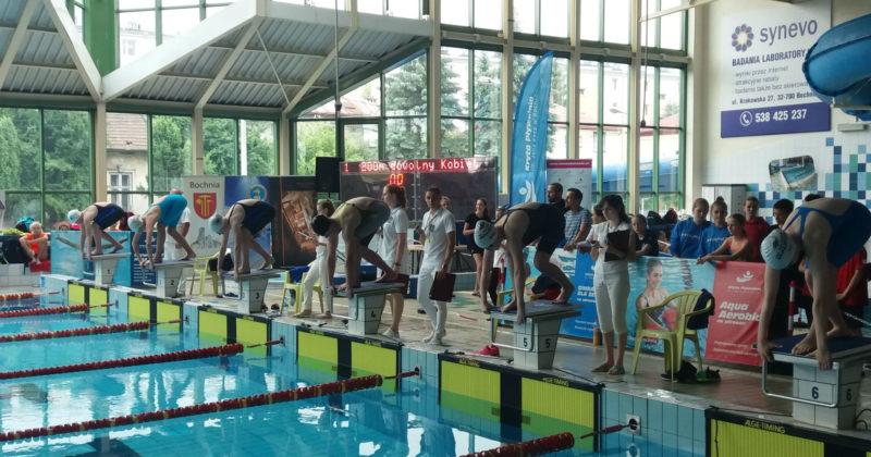 6 rekordów Okręgu na Mistrzostwach w Bochni
