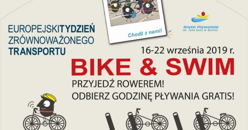 Promocja Bike and Swim