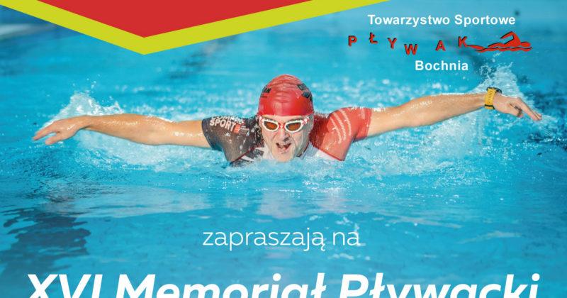 XVI Memoriał Pływacki im. Jana Kota