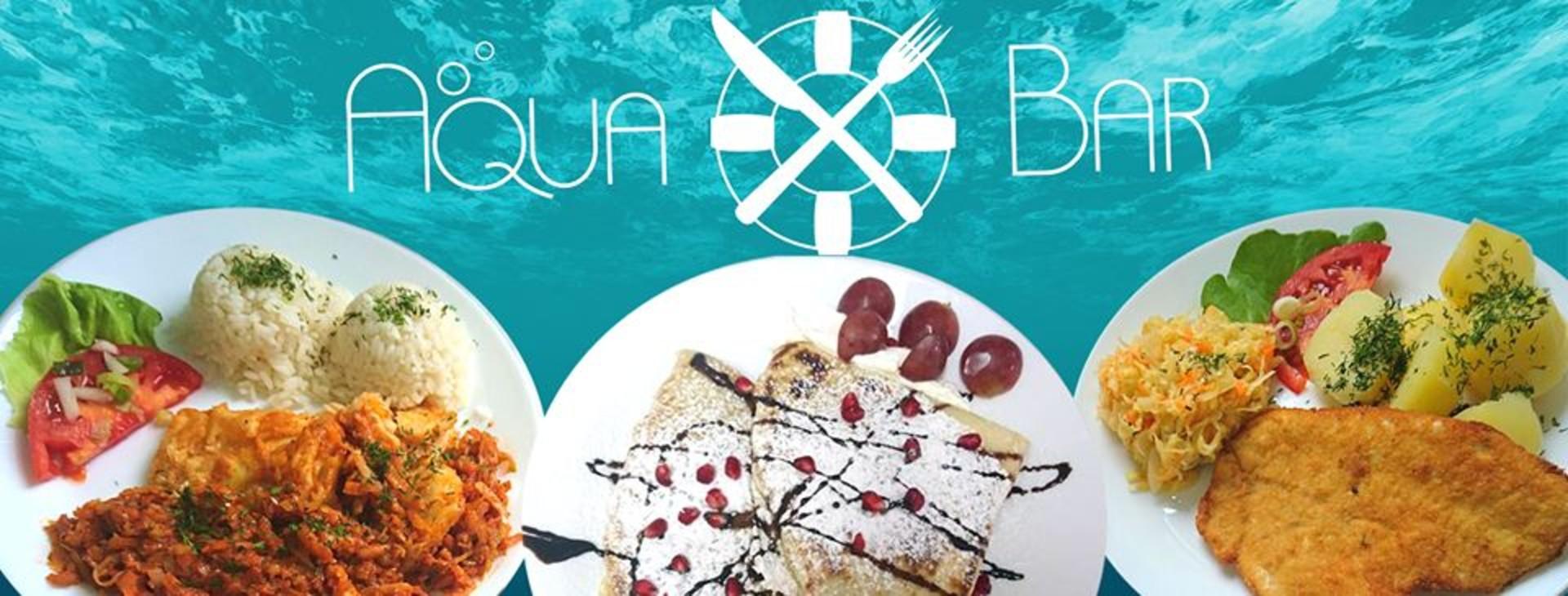 Aqua Bar na pływalni w Bochni