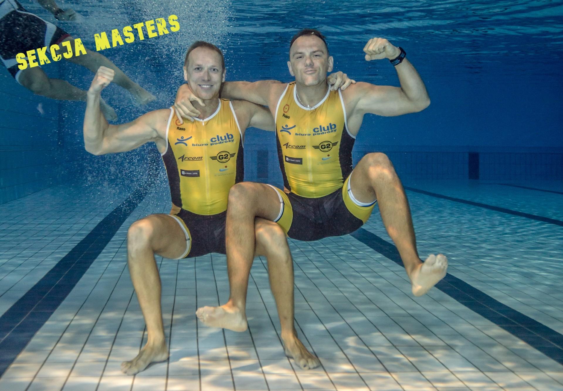 Na pływalni w Bochni rusza sekcja MASTERS