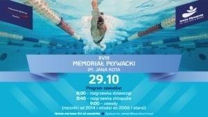 XVIII Memoriał Pływacki